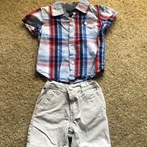 Boys 18month outfit